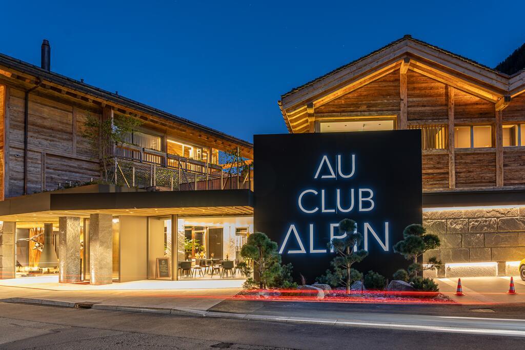 Au Club Alpin, Valais Switzerland