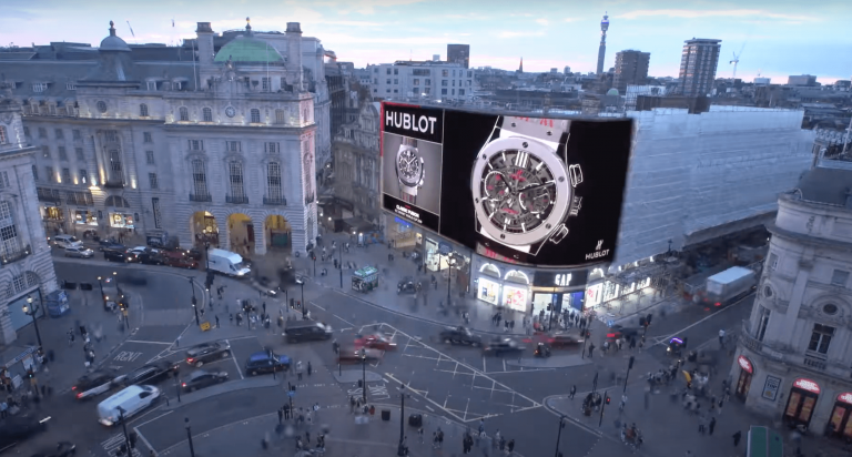 HUBLOT on Piccadilly, London